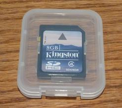An 8gig memory card for my digital camera. $5 after mail in rebate.
